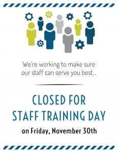 Staff Training Day